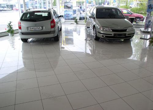 Concessionaria Renault Trnava-Slovacchia