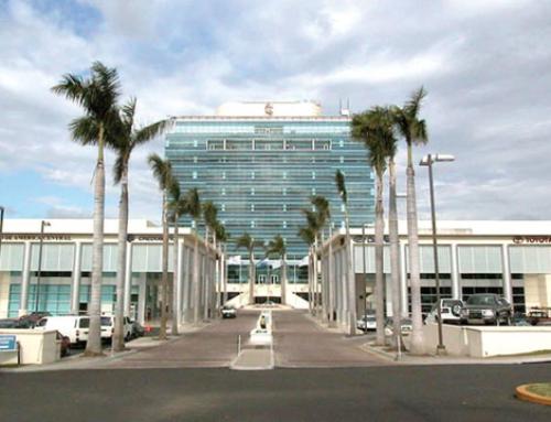 Torre BAC Banco de América Central Managua-Nicaragua
