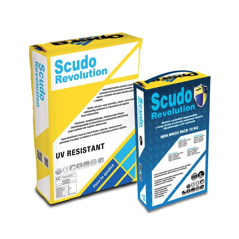 SCUDO REVOLUTION